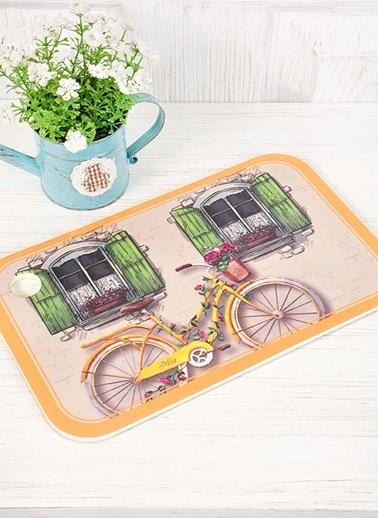 Kesme Tahtası Küçük Boy Bisiklet-The Mia
